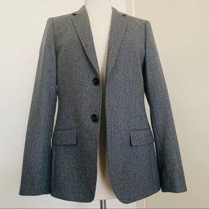 J. Crew Ludlow Tailored Italian Wool Blazer